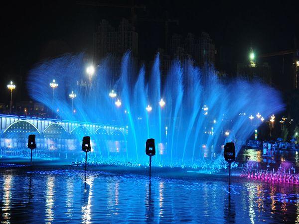 四川喷泉施工常用的控制方法有哪些呢?