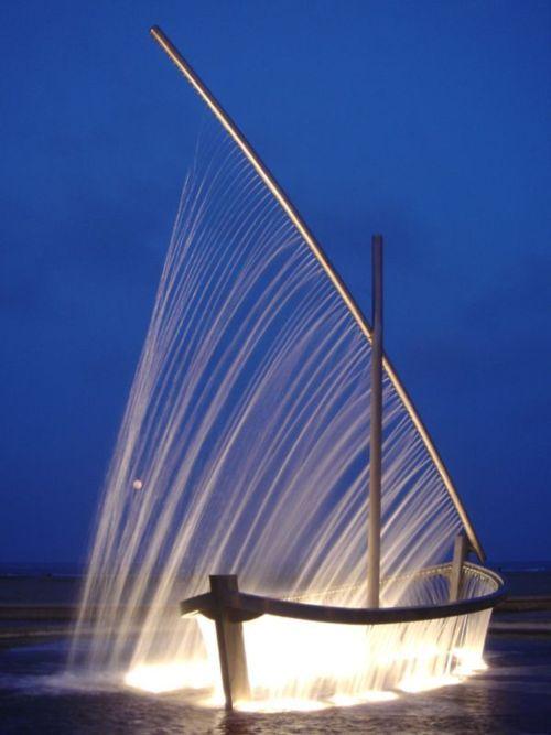 四川喷泉设计的这几种分类你都知道吗?