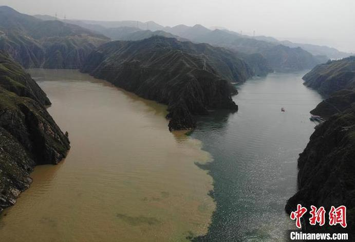 甘肃完成黄河流域36条重要干支流入河排污口排查
