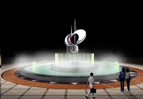 四川喷泉设备