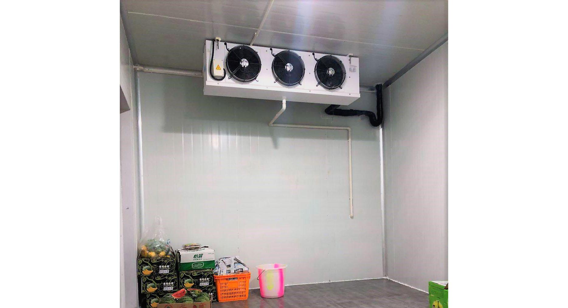新零售冷库
