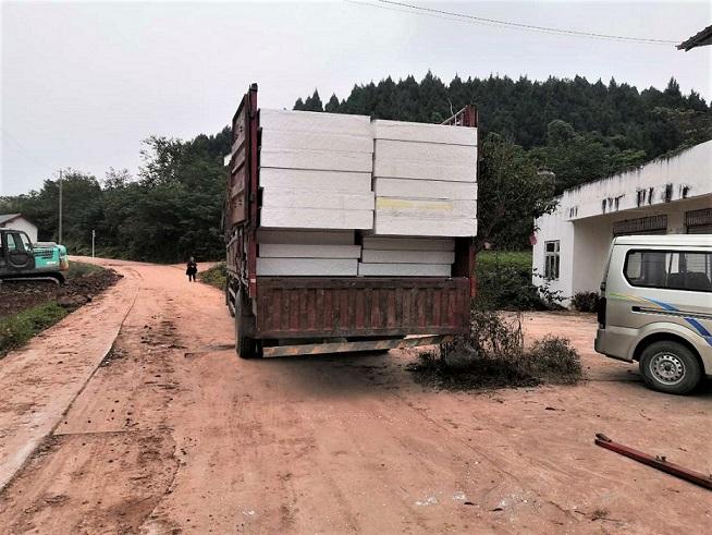 在建工程—简阳市龙潭村扶贫资金冷链建设项目(国家补贴冷库)