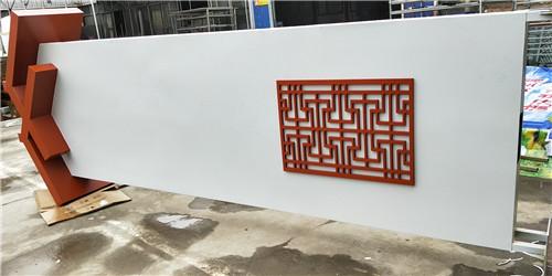 四川景区标识标牌案例
