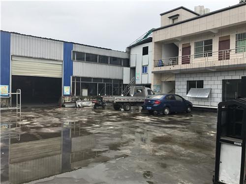 四川导视牌工厂环境实力