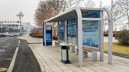 四川公共站亭设施