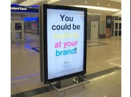 干貨來啦!廣告燈箱的知識