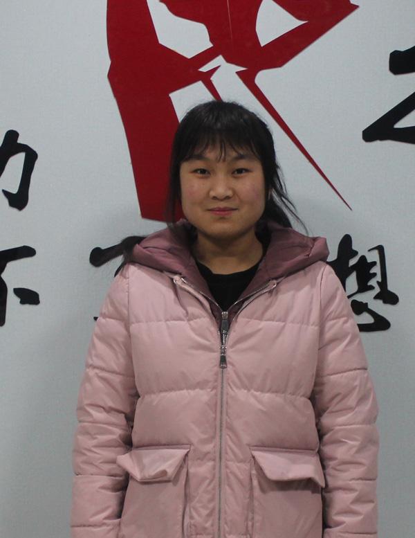 曹蓉-四川外国语大学录取