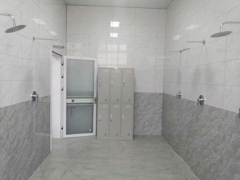 兰州爱特艺术培训洗澡间