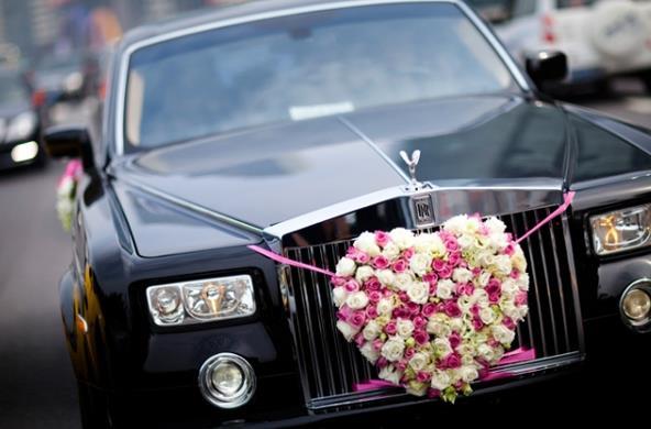 婚车租赁图片