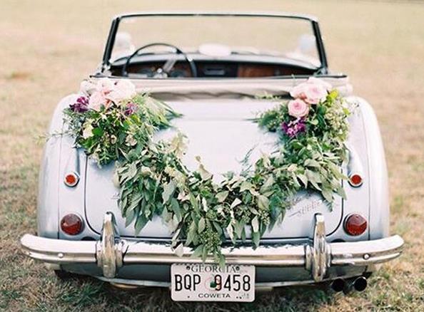 婚车车队有什么讲究了解婚车租赁注意事项