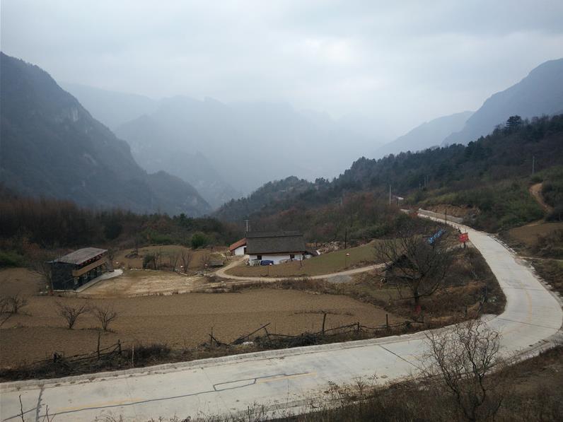西和县至晚霞湖4A级景区公路