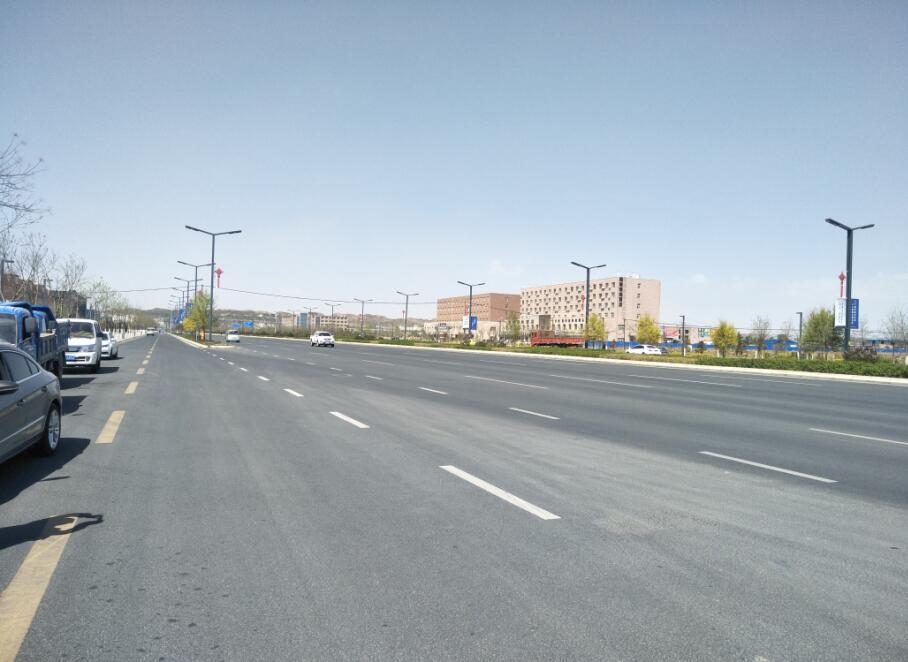 中川机场T3航站楼连接线项目 甘肃路桥公路投资有限公司