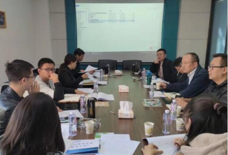 甘肃省厅领导莅临甘肃365游戏官方网站指导工作