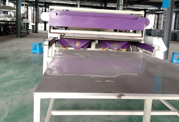四川塑料建筑模板设备展示