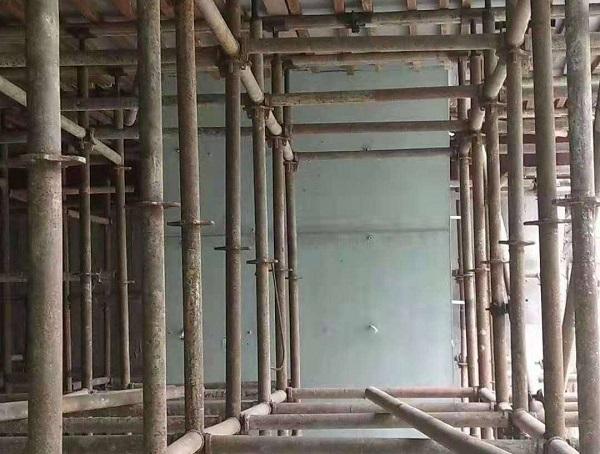 重庆塑料建筑模板案例展示