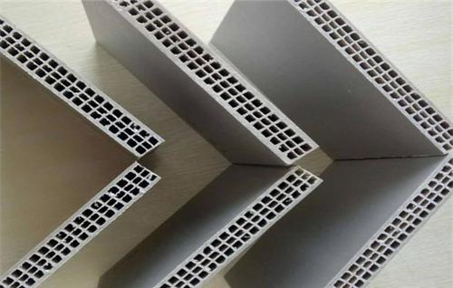 成都中空塑料模板