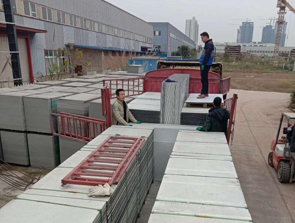 四川塑料建筑模板成功案例