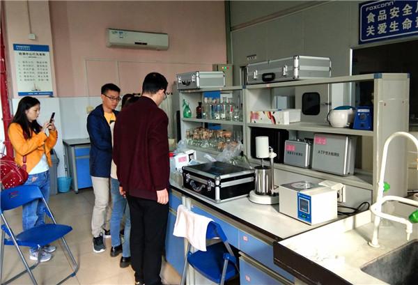 四川食品安全检测安装成功案例