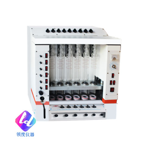 SLQ-6A粗纤维测定仪