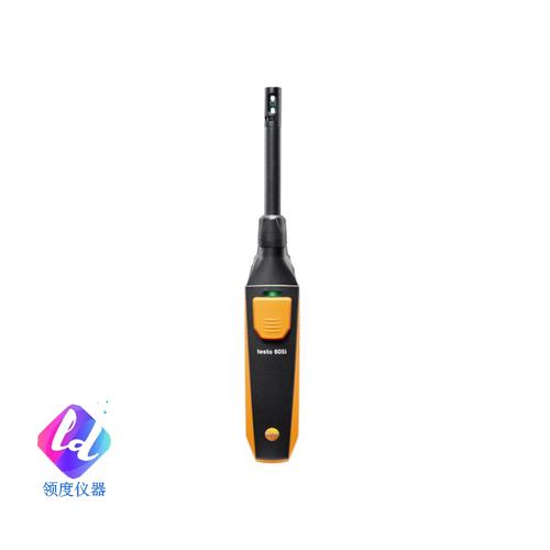 testo 605i 智能无线迷你温湿度测量仪