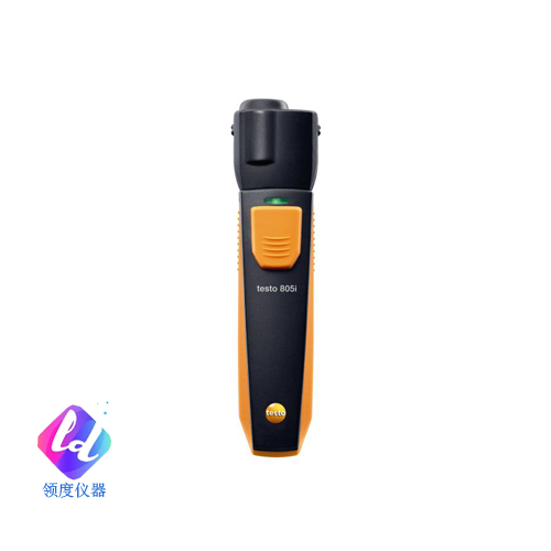 testo 805i 智能无线迷你红外测温仪