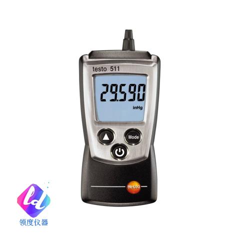 testo 511 - 迷你型绝压仪