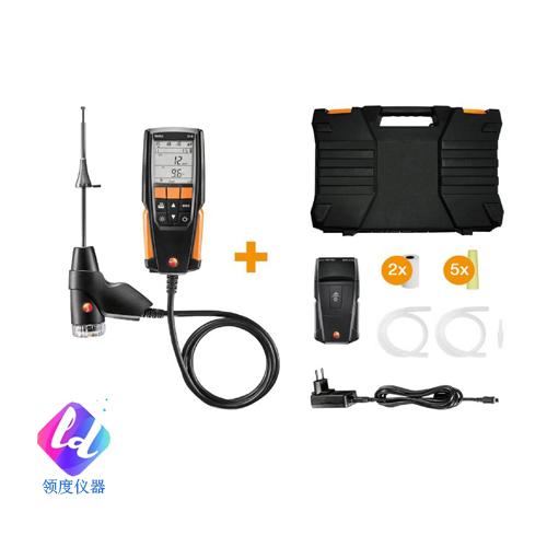 testo 310 烟气分析仪 - 烟气套装