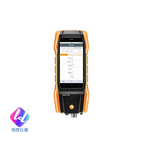 testo 300 - 烟气分析仪通用型基础款