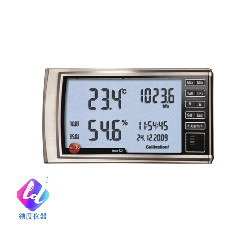 testo 622 - 数字式温湿度大气压力表