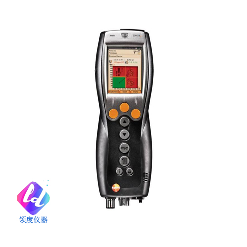 testo 330-2 LL - 专业型烟气分析仪套装