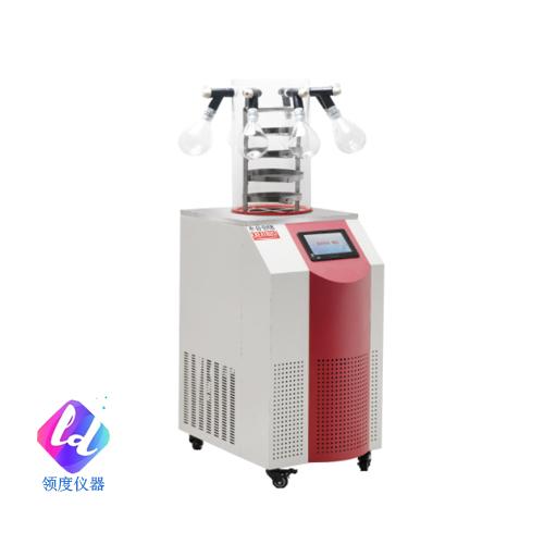 实验室冻干机多歧管CTFD-18P