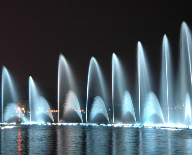四川水景喷泉