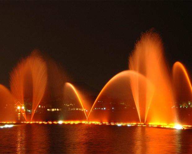 四川水景喷泉厂家