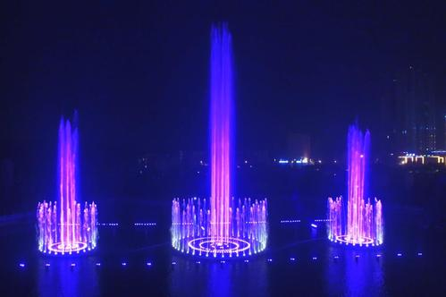如何能使四川喷泉在严寒冬季也如夏日般激情四射?