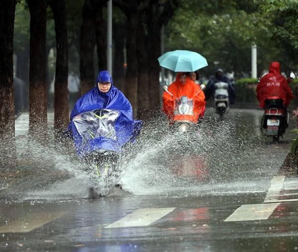 四川将持续降雨 5市州地灾黄色预警
