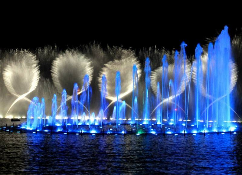 如何进行四川喷泉设备的维护工作?请看这里