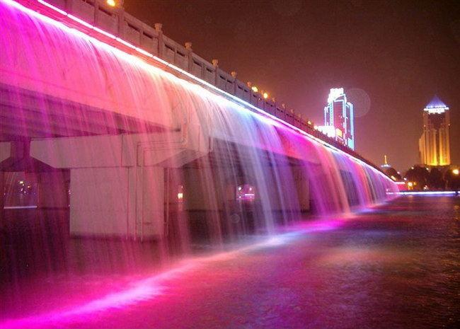 四川水幕墙