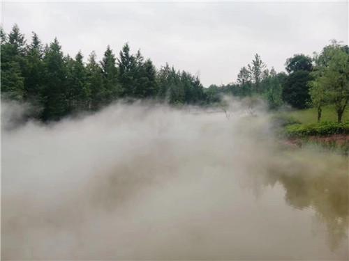 四川冷雾工程案例