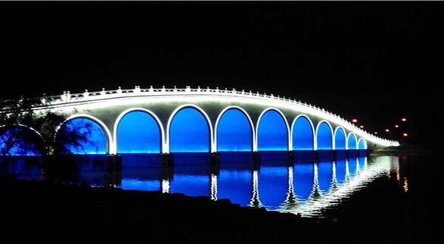对于四川景观亮化工程你了解多少?