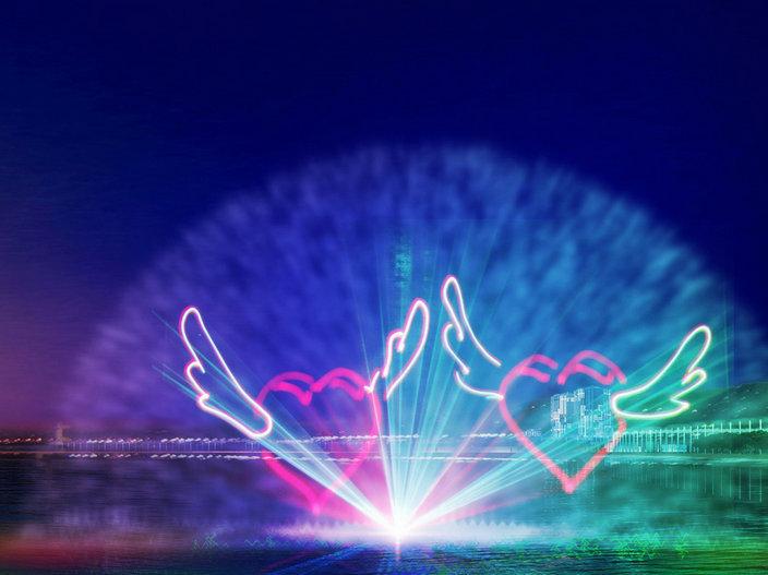 激光水幕是怎样的一种存在