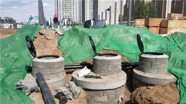 呼和浩特水泥制品施工