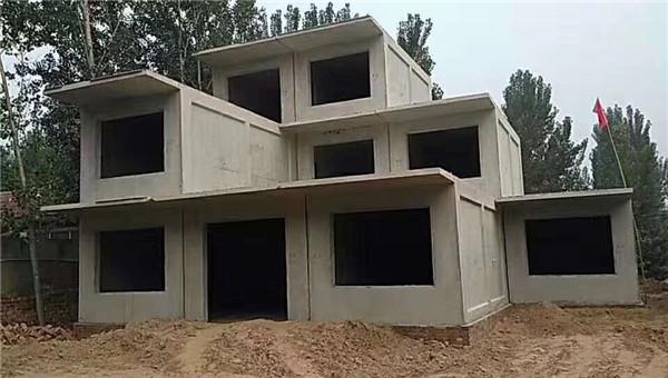 呼和浩特水泥制品 水泥房 混凝土移动房
