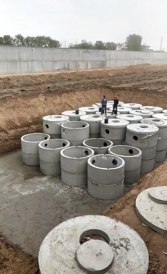 水泥化粪池安装的主要应用范围与特点优势是什么?