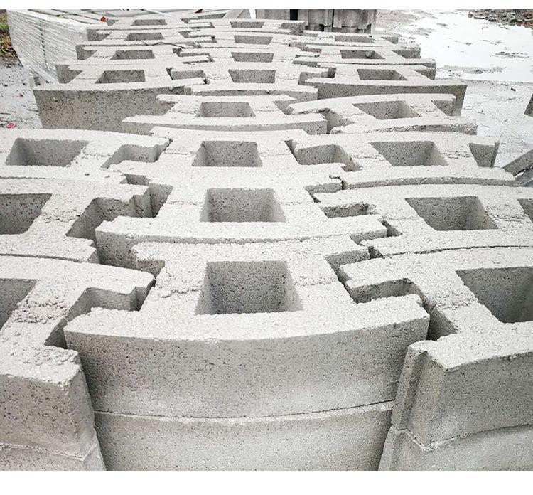 弧形墙面怎么砌?弧形墙砌好了怎么贴砖呢?