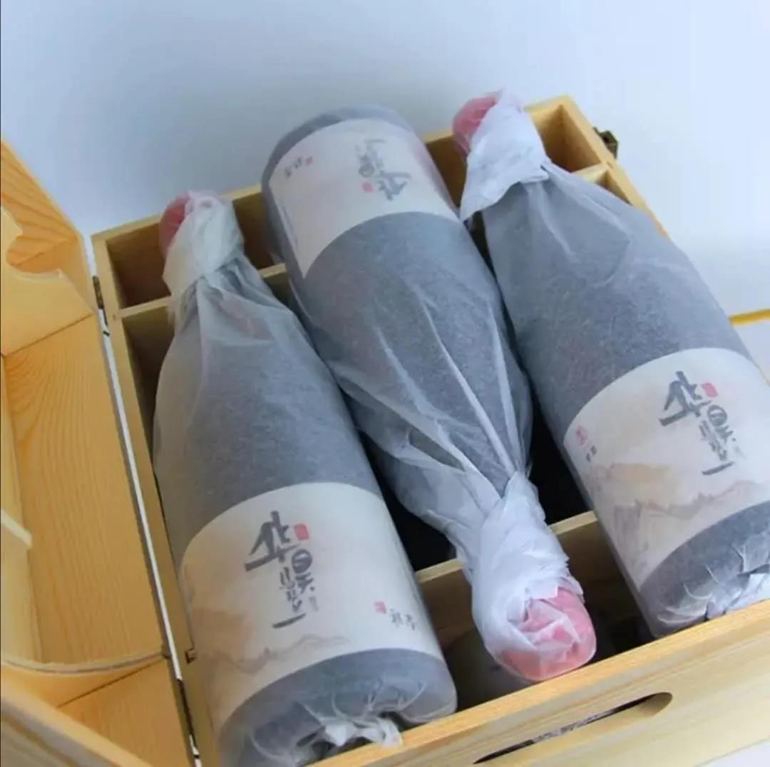马瑟兰红酒包装展示