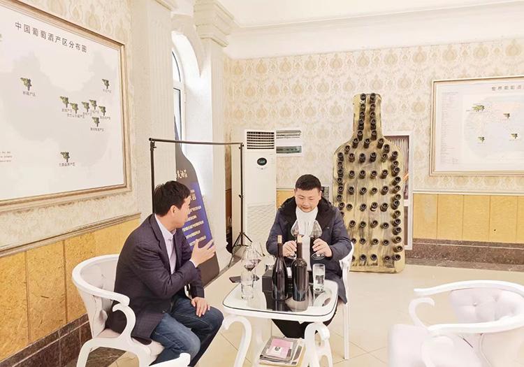 《山海情》让更多的葡萄酒爱好者来到了华昊酒庄