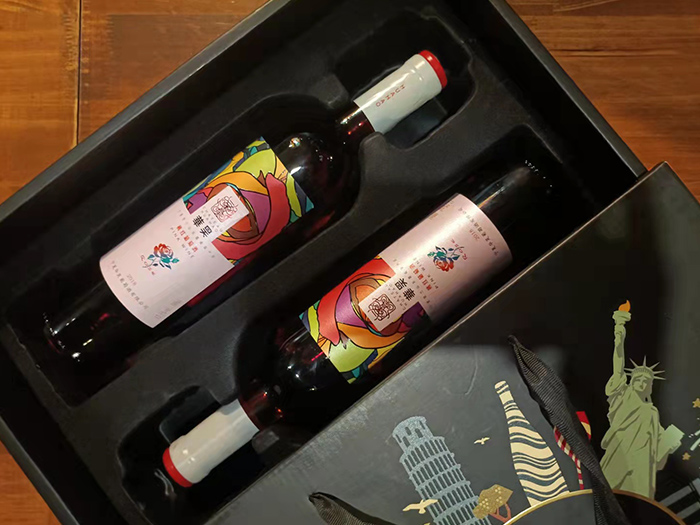 为什么同一个宁夏酒庄的葡萄酒还分正正副牌?
