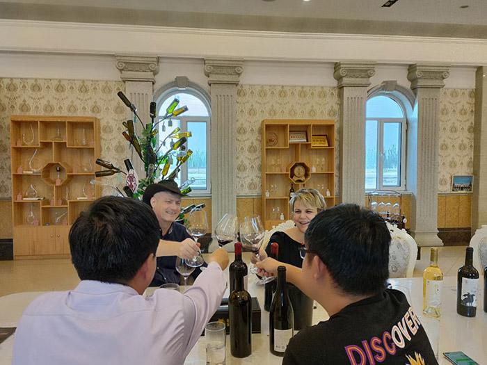 宁夏葡萄酒