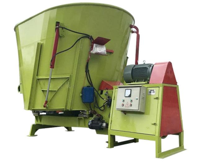 立式移动式饲料制备机