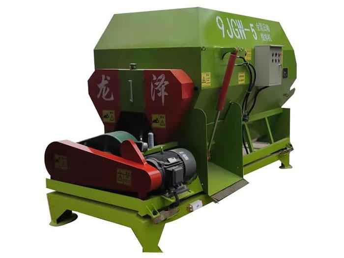 9JGW-5型全混日粮搅拌机械